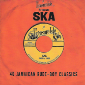 Various - Treasure Isle Presents Ska 40 Jamaican Rude-Boy Classics (Treasure Isle/Trojan) 2xCD